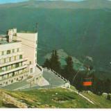 "CPI (B6281) CARTE POSTALA - SINAIA. HOTELUL ALPIN ""COTA 1400"" - Carte Postala Muntenia dupa 1918, Circulata, Fotografie"