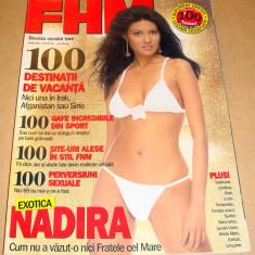 Revista FHM - Iunie 2003 - Revista barbati