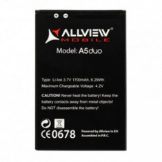 Acumulator Allview A5 DUO / Cod original BL-C007, Li-ion