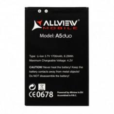 Acumulator Allview A5 DUO / Cod original BL-C007, Li-ion