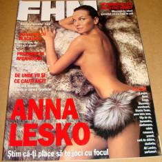 Revista FHM - Decembrie 2002 / Ianuarie 2003
