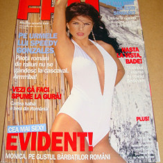 Revista FHM - Iulie / August 2003 - Revista barbati