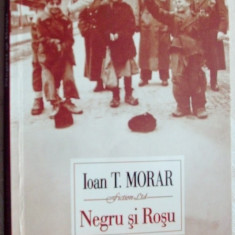 IOAN T. MORAR - NEGRU SI ROSU (ROMAN) [POLIROM, 2013]