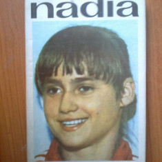 N1 Nadia - Ioan Chirila - Carte sport