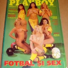 Revista PLAYBOY - Iunie 2002