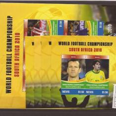 Nevis - South Africa WC 2010 Football, Sport