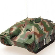 Macheta tanc Hetzer - Balaton - 1945 - PANZERSTAHL scara 1:72 - Macheta auto