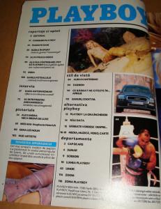 Revista PLAYBOY - Aprilie 2002