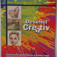 DESENUL CREATIV -BARRINGTON BARBER