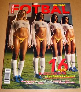 Revista PLAYBOY - FOTBAL CM 2006
