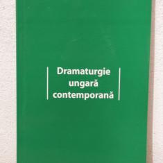 DRAMATURGIE UNGARA CONTEMPORANA - Carte Teatru