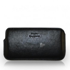 Husa Size S2(Nokia 108/130/Samsung E1200) Procell Tokyo Negru