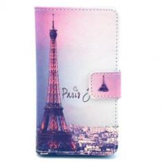 Toc husa flip Paris Nokia Lumia 625