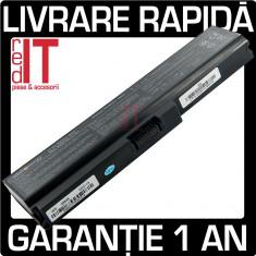 BATERIE ACUMULATOR TOSHIBA SATELLITE L645 L645D L650 L650D L655 L655D L670 - Baterie laptop Toshiba, 6 celule, 4400 mAh