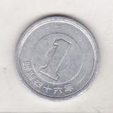 bnk mnd Japonia 1 yen 1971