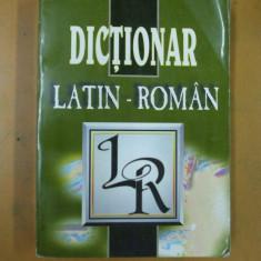 Dictionar latin - roman Theodor Iordanescu Bucuresti 2003