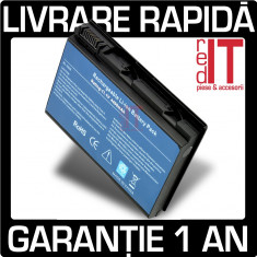 BATERIE ACUMULATOR ACER EXTENSA 5235 5210 5220 5630 7220 TM00751 GRAPE32 - Baterie laptop Acer, 6 celule, 4400 mAh