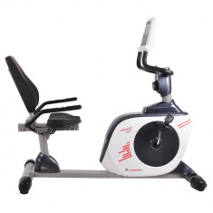 Bicicleta magnetica recumbent inSPORTline Nahary - Bicicleta fitness