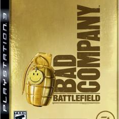 PS3 Battlefield Bad Company GOLD EDITION joc original PLAYSTATION 3 ca nou - Jocuri PS3 Ea Games, Shooting, 16+, Multiplayer