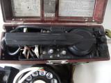 Cumpara ieftin Telefon de campanie Romania TL 72,vechi+disc de apelare in husa,stare perfecta.