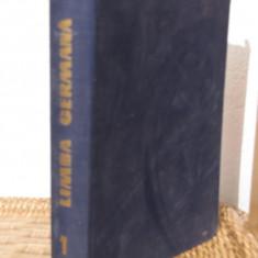 LIMBA GERMANA .VOL I- JEAN LIVESCU