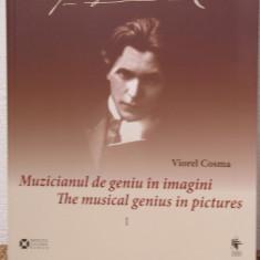 MUZICIANUL DE GENIU IN IMAGINI- GEORGE ENESCU - Carte Arta muzicala