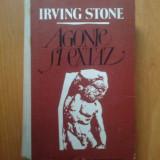 E0e Irving Stone - Agonie si extaz (cartonata, legata, stare foarte buna)