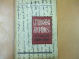 Liturghier aromanesc un manuscris anonim inedit 1962 M. Caraciu - Marioteanu