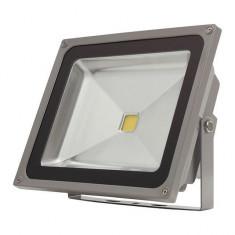 PROIECTOR LED 50W ECHIVALENT 500W 4500 LUMENI IP65 EXTERIOR LUMINA RECE 220V - Corp de iluminat, Proiectoare