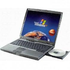 Laptop Dell D600 Centrino, Intel Centrino, Diagonala ecran: 14, Sub 1 GB, Sub 80 GB, Dedicata