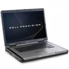 Laptop Dell Precision M4300 Mobile Workstation Core 2 Duo T7500, Intel Core 2 Duo, Diagonala ecran: 15, 2 GB, 120 GB, Dedicata