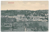 718 - Caras-Severin, ORAVITA, panorama - old postcard - used, Circulata, Printata
