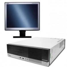 Calculator second hand Esprimo E5615 monitor LCD Nec 17 inch - HDD server