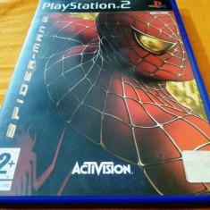 Joc Spider-man 2, PS2, original, alte sute de jocuri! - Jocuri PS2 Altele, Actiune, 12+, Single player