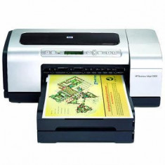 Imprimante second hand color A3 HP Business Inkjet 2800 - Imprimanta cu jet