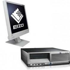 Calculator second hand HP cu monitor lcd 19 - Imprimanta foto