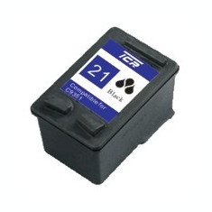Cartus HP 21XL negru compatibil