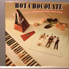 HOT CHOCOLATE - GOING THROUGH THE MOTION (1979/ EMI REC/ RFG ) - Vinil/Impecabil - Muzica Pop emi records