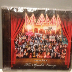 DEF LEPPARD - SONGS FROM THE SPARKE LOUNGE (2008/UNIVERSAL) cd nou/sigilat - Muzica Rock universal records