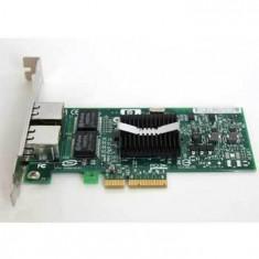 Placi de retea HP NC360T CalculatoareI Express Dual Port Gigabit Server - Monitor LCD HP