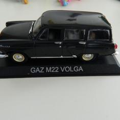 Macheta masinuta, DeAgostini, GAZ M22 VOLGA, 1:43, masini de legenda nr. 42
