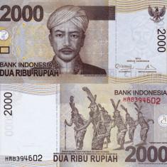 INDONEZIA 2.000 rupiah 2013 UNC!!!