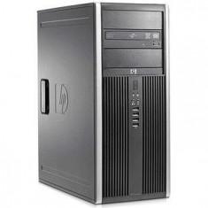 Calculator second hand HP Compaq 6000 Pro Core 2 Quad Q6600 - Sisteme desktop cu monitor