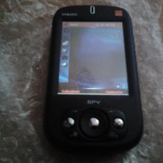 TELEFON HTC PROPHET/M600 SPV PERFECT FUNCTIONAL DECODAT CU LIPSURI, Negru, <1GB, Neblocat, Single SIM, Single core