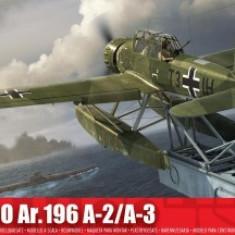 Kit Constructie Si Pictura Avion Arado Ar196 A-2/A-3 - Jocuri Seturi constructie Airfix