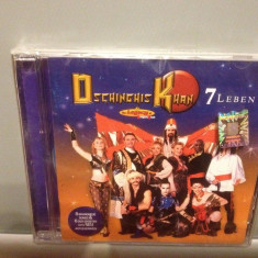 DSCHINGHIS KHAN - 7 LEBEN (2007 /UNIVERSAL ) - gen: DISCO - CD NOU/SIGILAT - Muzica Pop universal records