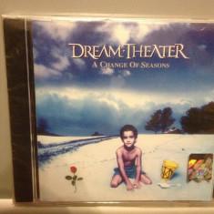DREAM THEATER - A CHANGE OF SEASON( 1995 /ATLANTIC REC) - CD/NOU/SIGILAT - Muzica Rock warner
