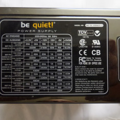 Sursa PC be quiet! BQTP4-400W-S1, 3, 400 Watt