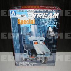 Macheta Kit Honda Stream - AOSHIMA scara 1:12 - Macheta auto