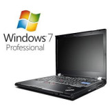 Laptop Refurbished Lenovo ThinkPad T420 i5 2520M Windows 7 Pro - Laptop Lenovo, Diagonala ecran: 14, Intel Core i5, 4 GB, 320 GB
